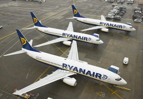 Ryanair ouvre une ligne Poitiers-Manchester