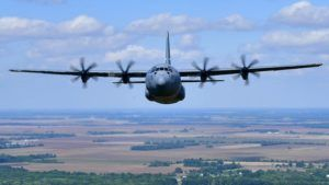 Little Rock AFB:  la Mecque du Super Hercules