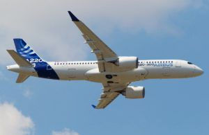 Bombardier CSeries / Airbus A220