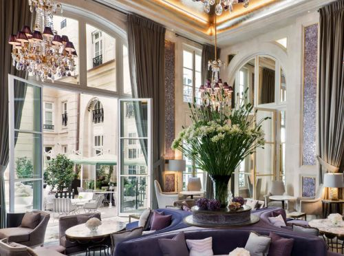 Le Crillon obtient le label Palace