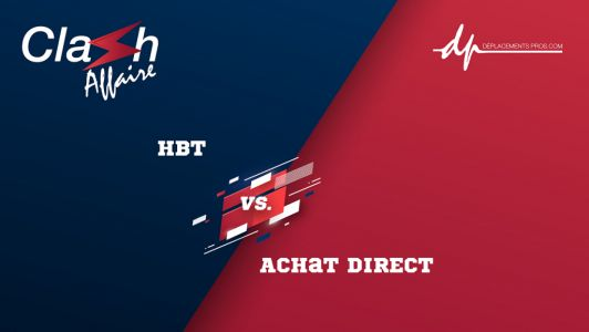 Clash Affaire:  Hotel Booking Tool versus achat direct