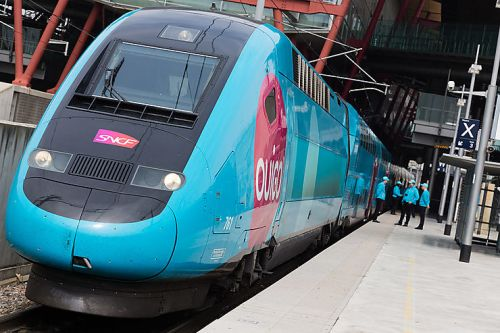 Promo - Vente flash OUIGO:  100 000 billets de TGV à 16 € maximum