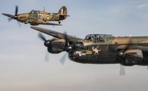 BBMF, le Battle of Britain Memorial Flight