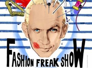 Flash sur. le Fashion Freak Show de Jean Paul Gaultier