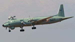 L'Indian Navy retire du service l'Ilyushin Il-38SD May