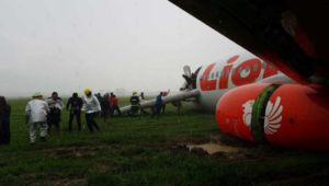 Nouvel incident sur un Boeing 737-800 de Lion Air