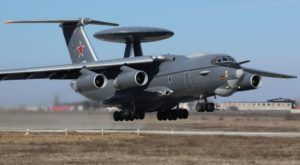 L'aviation russe veut augmenter sa flotte d'AWACS