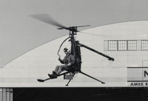 Hiller ROE Rotorcycle