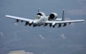 L'US Air Force va encore moderniser ses A-10C Thunderbolt II