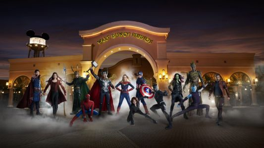 Captain Marvel arrive à Disneyland Paris le 23 mars avec La Saison des Super Héros Marvel