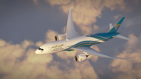 Promo - Oman Air:  le long-courrier à partir de 358 € A/R