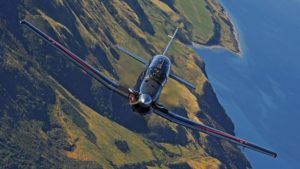Textron Aviation place son T-6C Texan II en Thaïlande
