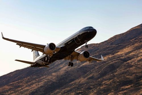 Air New Zealand:  premier test en vol de l'A321neo