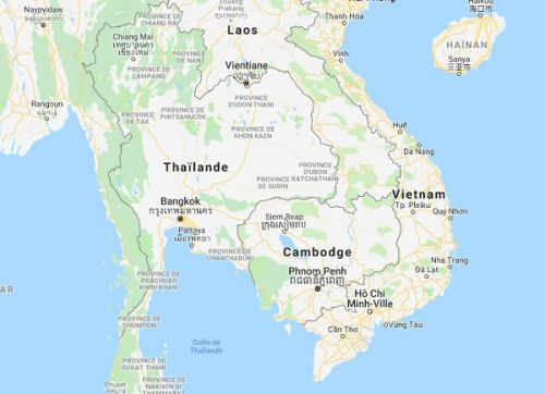 Vietnam:  attention aux vents violents et aux fortes pluies
