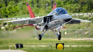 Boeing veut navaliser son T-7A Red Hawk