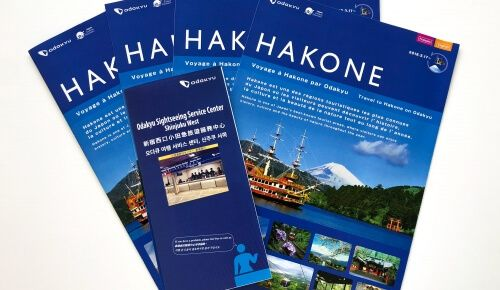 Hakone Free Pass - Le forfait transport indispensable d'Odakyu