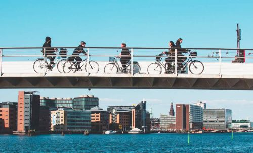 Copenhague, la ville « vélo-friendly »