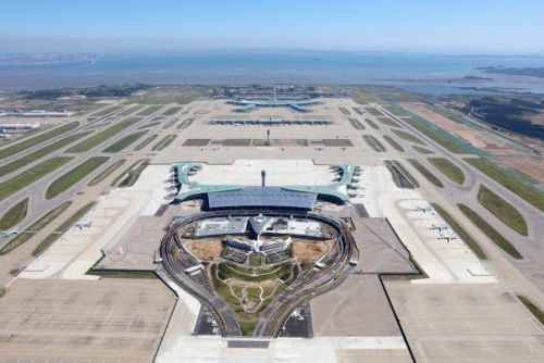 Aéroport Séoul - Incheon:  Korean Air déménage au nouveau terminal 2