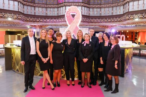 Octobre rose:  Jet tours se mobilise contre le cancer du sein
