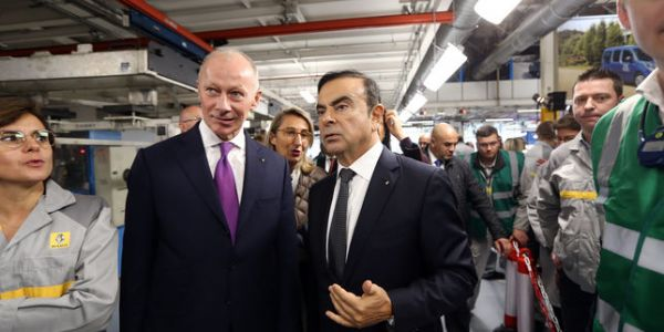 Affaire Carlos Ghosn:  Renault s'organise pour faire face à la crise