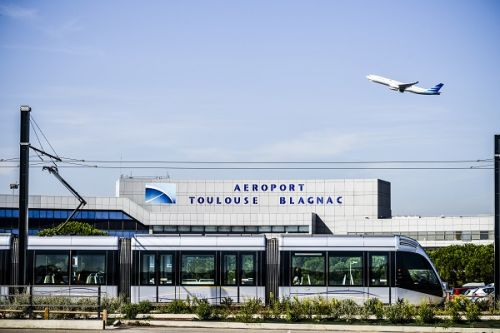 Aéroport Toulouse-Blagnac:  un trafic boosté par les lignes internationales en octobre 2018