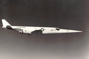 Douglas X-3 Stiletto