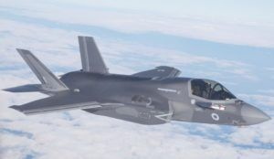 La Royal Air Force déploie six F-35B Lightning II à Chypre